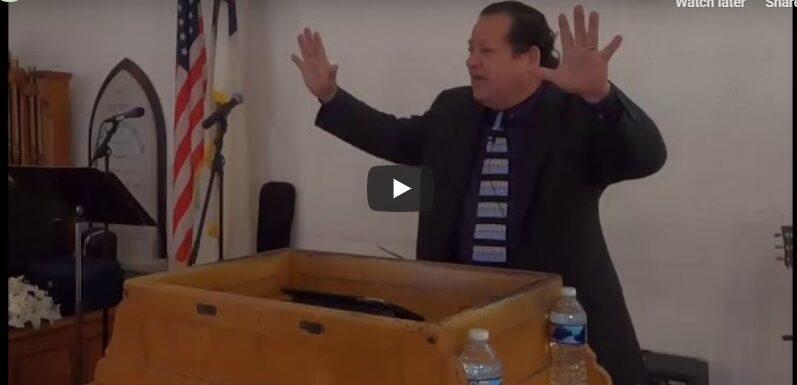 Rev Julio Orozco Sr. On Hoe To Share The Gospel Effectively Like Jesus