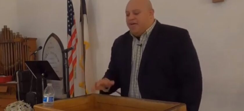 Reverend Julio Orozco Jr. On How The Account Of Abraham & Isaac Points To The Cross